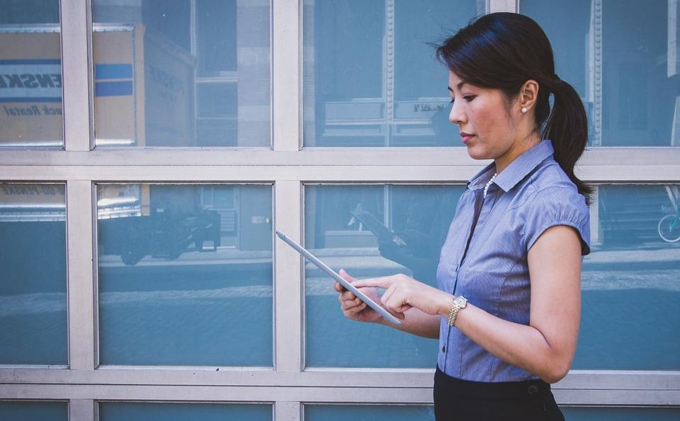 nueva ecija business woman